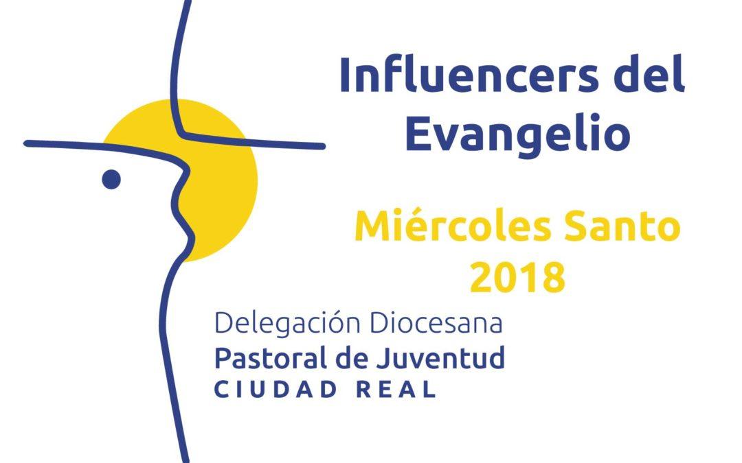 Influencers del Evangelio Miércoles Santo