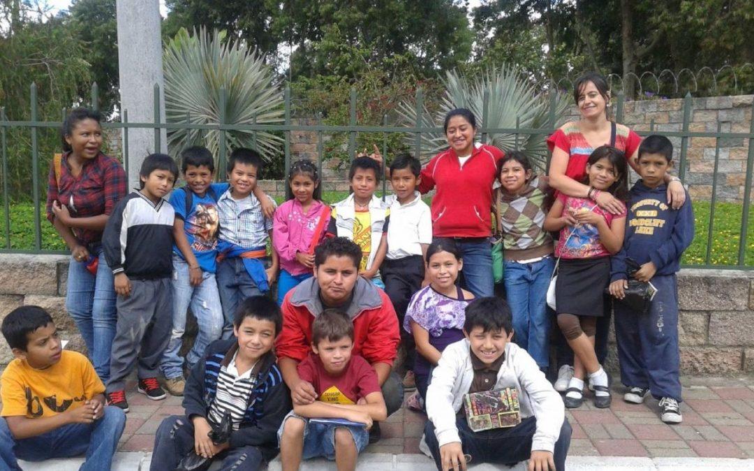 Voluntarios para la misión
