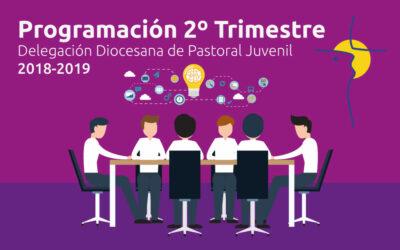 Programación 2º Trimestre 2018/19