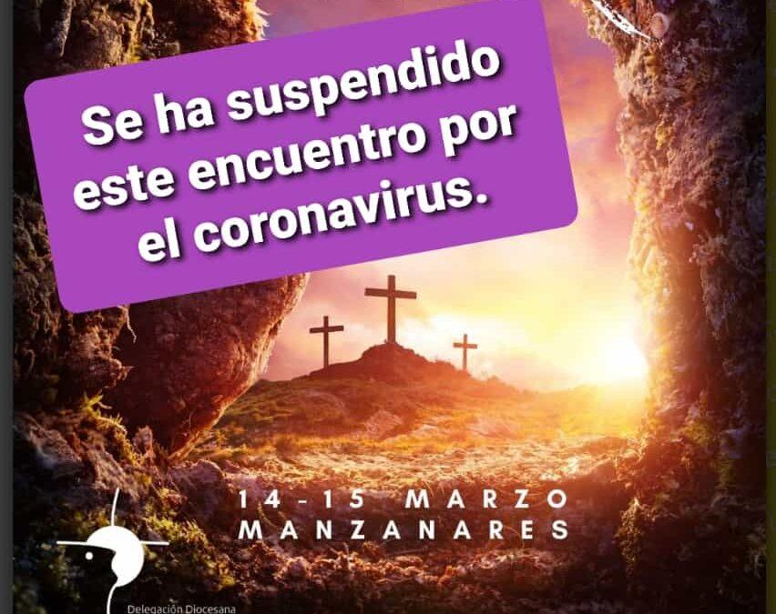 CREO X Suspendido por Coronavirus